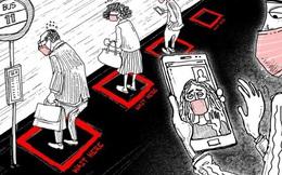 Thế giới hậu Covid-19: Giữ khoảng cách 2 mét, đeo khẩu trang ở nơi công cộng và làm việc, tham gia các khoá học từ xa sẽ trở thành những 'điều bình thuờng mới'?
