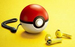 Razer ra mắt tai nghe Pokémon Pikachu True Wireless, hộp sạc là một quả bóng Pokeball