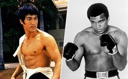 Chỉ Lý Tiểu Long mới làm khó được võ sĩ vĩ đại Muhammad Ali