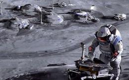 Xây dựng căn cứ trên Mặt Trăng bằng nước tiểu của phi hành gia: Nghe qua tưởng vô lý nhưng các nhà khoa học đang hiện thực hóa điều này
