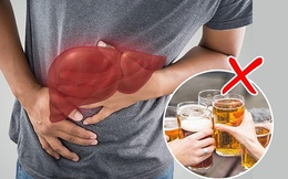 Thực phẩm gây gánh nặng cho gan