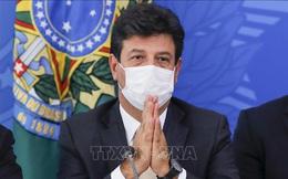 Bất đồng xử lý khủng hoảng COVID-19, Tổng thống Brazil miễn nhiệm Bộ trưởng Y tế