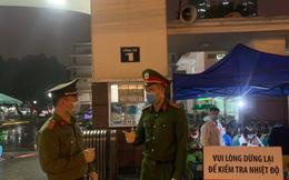 Những ngày tháng không quên của các chiến sĩ túc trực tại vùng dịch