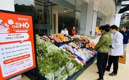 Tổ chức các điểm bán hàng lưu động: Giúp dân thực hiện giãn cách xã hội
