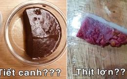 Chưa bao giờ hết choáng vì team ghét bếp: Làm bánh chuối hấp trông như miếng thịt lợn, cao thủ đuổi hình bắt chữ chắc chắn phải xin thua