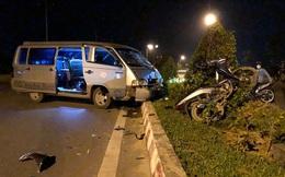 Quảng Ngãi: Bị tai nạn giao thông nguy kịch, gọi 115 nhưng không ai nghe máy