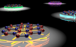 Kéo giãn được 'graphene trắng' để điều chỉnh mức năng lượng ánh sáng, nghiên cứu của tiến sĩ gốc Việt tạo đột phá ngành liên lạc lượng tử