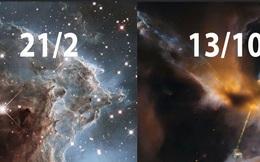 Vũ trụ trông như thế nào vào ngày bạn ra đời? Đây là câu trả lời từ NASA