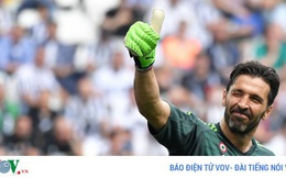 Buffon đạt thỏa thuận gia hạn hợp đồng với Juventus ở tuổi 42