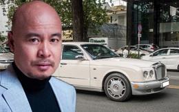 Những điều ít biết về Bentley Arnage của ông Đặng Lê Nguyên Vũ: Hàng hiếm đầu tiên Việt Nam, giá đồn đoán 21 tỷ từ nhiều năm trước