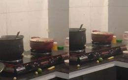 Trời đã sinh ra gái vụng cớ sao còn tạo thêm nhà bếp, nhìn cảnh rán cá viên mà như pháo hoa đêm 30 khiến dân tình sửng sốt