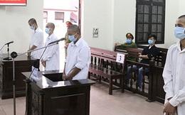 Phạt 30 tháng tù 4 đối tượng hành hung cán bộ kiểm dịch