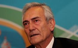 """Chủ tịch LĐBĐ Italia """"tuyên chiến"""" với những người không ủng hộ giải VĐQG Serie A trở lại"""
