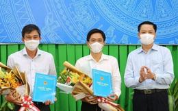 Nhân sự mới tại Hà Nội, Đà Nẵng, Cần Thơ và TPHCM