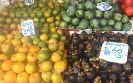 Thái Lan phát triển hệ thống cửa hàng lưu động đưa trái cây đến từng ngõ xóm