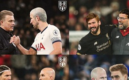 Ôm bụng cười với bộ ảnh hoán đổi kiểu tóc giữa HLV và cầu thủ