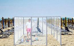 Ngắm ý tưởng lều chuyên dụng cho người thích tắm biển nhưng vẫn đảm bảo tuân thủ quy định cách ly mùa Covid-19