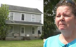 Cháu gái sống cùng bố đột ngột biến mất, người bà lo lắng báo cảnh sát rồi tìm thấy đứa trẻ trong tủ quần áo với diện mạo khác lạ