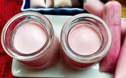Mùa dâu tằm, tranh thủ làm ngay sữa chua dâu tằm ăn ngon mà lạ miệng lắm các mẹ ơi!