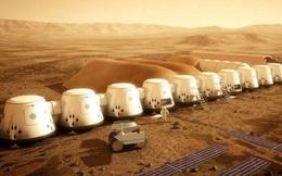 Đây là cách con người có thể xây dựng sự sống từ con số không trên Sao Hỏa