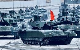 Vì sao Nga triển khai siêu tăng Armata tới Syria?