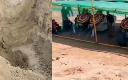 Cái chết của 4 đứa trẻ bị chôn sống dưới hố sâu tại công trường xây dựng và lời kể ám ảnh của bố nạn nhân