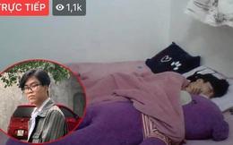 Nam chính trong màn livestream giấc ngủ gần 7 tiếng hót hòn họt trên Facebook: Nhảm thật nhưng tương tác nhiều cũng vui