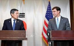 Mỹ từ chối đề nghị chia sẻ chi phí quốc phòng của Hàn Quốc