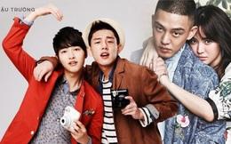 """Từng là anh em thân thiết nhưng Song Joong Ki và người đàn ông này quyết định """"cạch mặt"""" nhau vì liên quan tới Song Hye Kyo"""