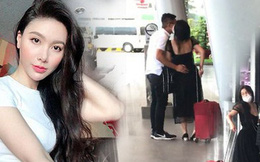 Nghi vấn lộ loạt ảnh thân mật với tình mới ở sân bay, MC Minh Hà chính thức lên tiếng