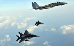 Đại bàng F-15 có khả năng 'bay ngang qua cả thế giới'