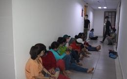22 nam, nữ sát phạt trong sới bạc tại căn hộ chung cư