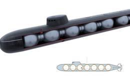 Thêm hé lộ về tàu ngầm Losharik tuyệt mật của Nga