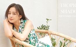 """Bị chê tăng cân, Kim Tae Hee tung ngay những khoảnh khắc chứng minh nhan sắc ngày càng lên hương dù đã là """"mẹ hai con"""""""