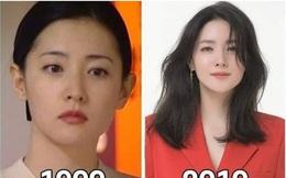 """Ngỡ ngàng ngắm dàn """"quốc bảo nhan sắc"""" xứ Hàn sau 20 năm"""