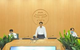 Chủ tịch UBND TP Nguyễn Đức Chung: Hà Nội nới lỏng hoạt động kinh tế từ 0 giờ ngày 23/4