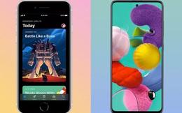 Giá iPhone ngày càng rẻ còn Android ngày càng đắt?