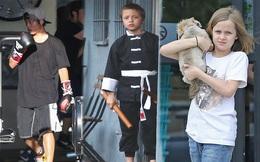 Pax Thiên và những đứa trẻ nhà Jolie-Pitt cách ly tránh COVID-19 ra sao?