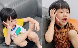 """Hết kỳ nghỉ tránh dịch, mẹ trẻ Hà Nội xây xẩm mặt mày khi """"trúng thưởng"""" món quà đặc biệt từ cậu con út 5 tuổi"""