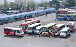 Hai bến xe lớn nhất Sài Gòn vắng hoe ngày đầu mở cửa trở lại