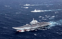 Chuyên gia xác định vị trí tàu sân bay Trung Quốc bằng cách nào?