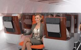 Hậu cách ly xã hội, đây có thể sẽ là hình ảnh thường thấy trên các chuyến bay sắp tới