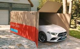 Mercedes-Benz miễn phí giao xe tận cửa, khách chỉ việc ngồi nhà cũng có xe đi