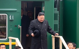 Đoàn tàu riêng xuất hiện ở Wonsan, ông Kim Jong-un đang 'né' dịch COVID-19?