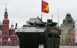 """Nga quảng bá xe chiến đấu 34 tấn """"có thể giải quyết một loạt các nhiệm vụ bất cứ lúc nào"""""""