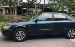 Thanh lý một loạt xe Toyota đời cũ: Camry giá khởi điểm chỉ 14,5 triệu đồng