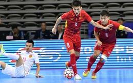 Đội tuyển futsal Việt Nam giữ hạng trong tốp 10 châu Á