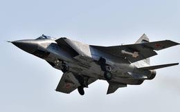 Tiêm kích MiG-31, 'con quái thú' thay đổi cục diện ở Trung Đông