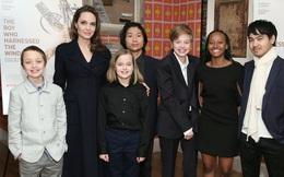 Ngoài yêu cầu làm bài tập, vui chơi, Angelina Jolie còn thường xuyên nhắc các con làm một việc ý nghĩa trong thời gian cách ly