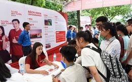 Lo thí sinh đi lại vất vả, các đại học lớn tại Hà Nội tổ chức thi tại nhiều tỉnh, thành phố